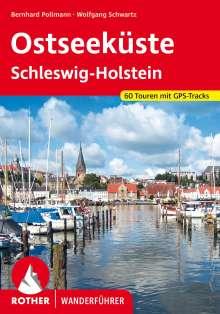 Bernhard Pollmann: Ostseeküste, Buch