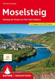 Thorsten Lensing: Moselsteig, Buch