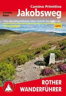 Cordula Rabe: Jakobsweg - Camino Primitivo, Buch
