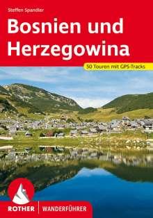 Steffen Spandler: Bosnien und Herzegowina, Buch