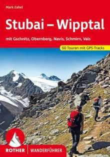 Mark Zahel: Stubai - Wipptal, Buch