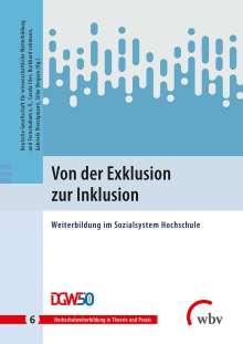Von der Exklusion zur Inklusion, Buch