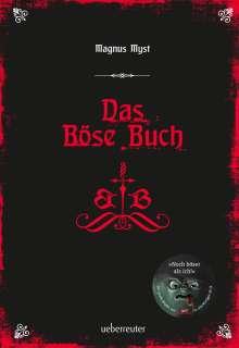 Magnus Myst: Das Böse Buch, Buch