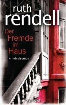 Ruth Rendell: Der Fremde im Haus, Buch