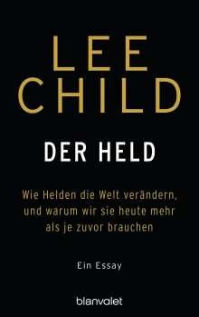 Lee Child: Der Held, Buch