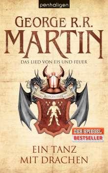 George R. R. Martin: Das Lied von Eis und Feuer 10. Ein Tanz mit Drachen, Buch