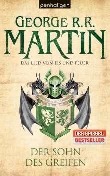 George R. R. Martin: Das Lied von Eis und Feuer 09. Sohn des Greifen, Buch