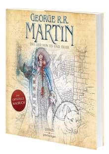 George R. R. Martin: Das Lied von Eis und Feuer, Buch