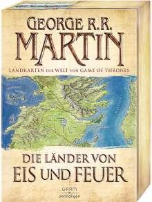 George R. R. Martin: Die Länder von Eis und Feuer, Buch