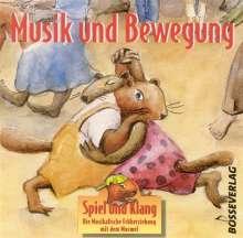 Spiel und Klang. Musik und Bewegung, CD