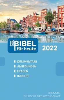 Bibel für heute 2022, Buch