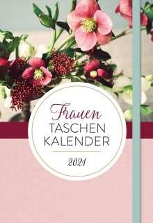 Claudia Filker: FrauenTaschenKalender 2021, Buch
