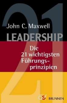 John C. Maxwell: Leadership, Buch