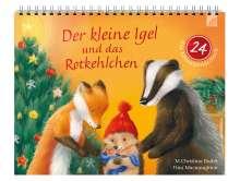 M Christina Butler: Der kleine Igel und das Rotkehlchen, Buch