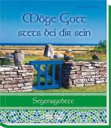 Norbert M. Becker: Möge Gott stets bei dir sein, Buch