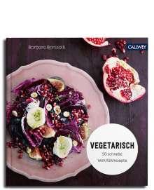 Barbara Bonisolli: Vegetarisch, Buch