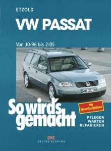 Rüdiger Etzold: VW Passat ab 10/96 bis 2/05, Buch
