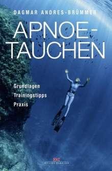 Dagmar Andres-Brümmer: Apnoetauchen, Buch