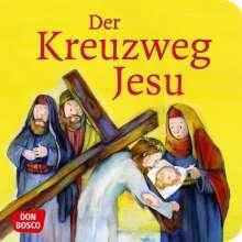 Monika V. Arnold: Der Kreuzweg Jesu, Buch