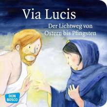Monika Arnold: Via Lucis, Buch