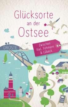 Jens Höhner: Glücksorte an der Ostsee, Buch