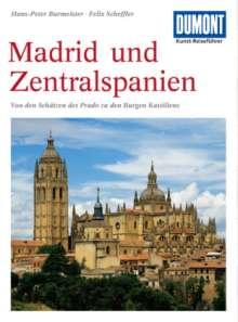 Felix Scheffler: DuMont Kunst-Reiseführer Madrid und Zentralspanien, Buch