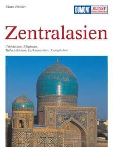 Klaus Pander: DuMont Kunst-Reiseführer  Zentralasien, Buch