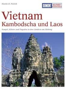 Martin H. Petrich: DuMont Kunst-Reiseführer Vietnam, Kambodscha und Laos, Buch
