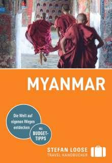 Andrea Markand: Stefan Loose Reiseführer Myanmar, Buch