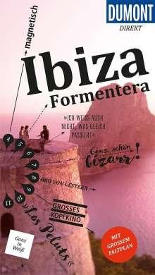 Patrick Krause: DuMont direkt Reiseführer Ibiza Formentera, Buch