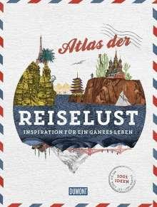 DuMont Bildband Atlas der Reiselust, Buch