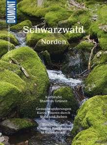 Cornelia Tomaschko: DuMont Bildatlas 159 Schwarzwald Norden, Buch