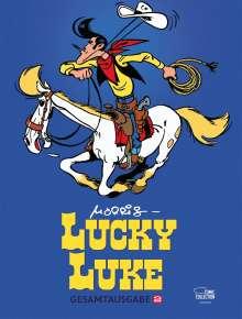 Morris: Lucky Luke - Gesamtausgabe 02, Buch