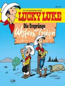 Morris: Lucky Luke 100, Buch