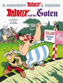 René Goscinny: Asterix 07: Asterix und die Goten, Buch