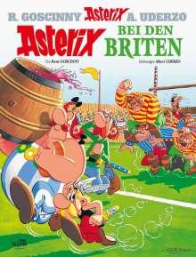 René Goscinny: Asterix 08: Asterix bei den Briten, Buch