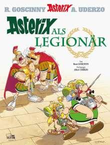 René Goscinny: Asterix 10: Asterix als Legionär, Buch