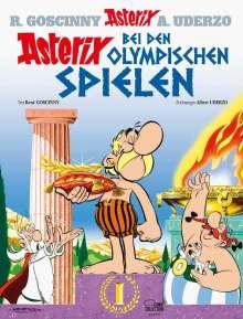 René Goscinny: Asterix 12: Asterix bei den Olympischen Spielen, Buch