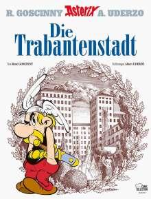 René Goscinny: Asterix 17: Die Trabantenstadt (mit Filmcover), Buch