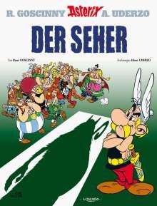 René Goscinny: Asterix 19: Der Seher, Buch