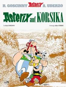 René Goscinny: Asterix 20: Asterix auf Korsika, Buch