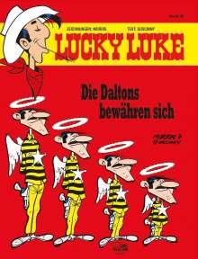 René Goscinny: Lucky Luke 30 - Die Daltons bewähren sich, Buch