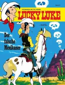 Lucky Luke 51 - Der falsche Mexikaner, Buch