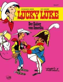 René Goscinny: Lucky Luke 57 - Der Kaiser von Amerika, Buch