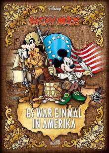 Walt Disney: Micky Maus - Es war einmal in Amerika, Buch