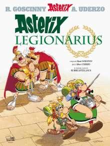 René Goscinny: Asterix latein 13, Buch