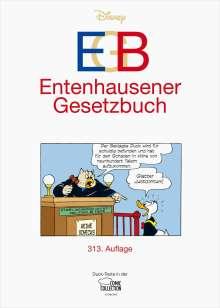 Walt Disney: EGB - Entenhausener Gesetzbuch, Buch