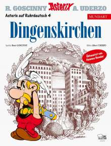 Albert Uderzo: Asterix Mundart Ruhrdeutsch IV, Buch