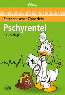 Walt Disney: Pschyrentel, Buch