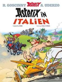 Jean-Yves Ferri: Asterix 37. Asterix in Italien, Buch